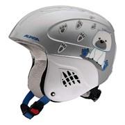 Детский шлем Alpina JUNIOR CARAT, ice bear
