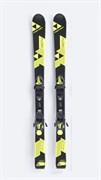 Детские горные лыжи Fischer RC4 Race Jr. 130 см, без креплений