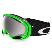 Маска Oakley A FRAME 2.0 OLYMPIC GREEN PRIZM BLACK IRIDIUM