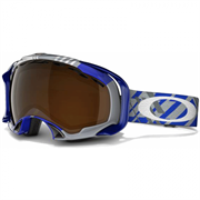 Маска Oakley Splice TECH PLAID BLUE/BLACK IRIDIUM