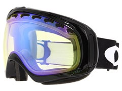 Маска Oakley Crowbar Snow JET BLACK H.I. YELLOW