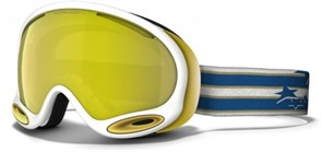 Маска Oakley A FRAME 2.0 LINDSEY VONN STARS AND STRIPES 24K IRIDIUM