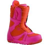 Женские ботинки BURTON EMERALD, RED/PINK