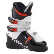 Десткие ботинки HEAD EDGE J 3, black-red