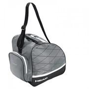 Сумка для ботинок HEAD Boot Bag 41 литр, black/silver