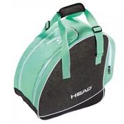 Сумка для ботинок HEAD Women Boot Bag 33 литра, grey/mint