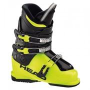 Детские ботинки HEAD Edge j 3, yellow-black