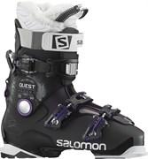 Женские горнолыжные ботинки SALOMON Quest Access 70 W BLACK/PR