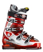 Горнолыжные ботинки SALOMON, Impact 100 CS, silver