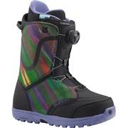 Сноубордические ботинки BURTON Starstruck BOA, Black multi