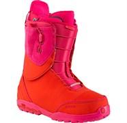Сноубордические ботинки Burton Ritual, RED/PINK