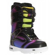 Женские сноубордические ботинки VANS Hi Standart W purple black