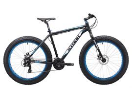 Горный велосипед Stark Fat 26.2 D black blue
