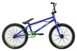 BMX Stark Madness, blue-green