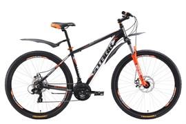 Горный велосипед Stark Hunter, Black-Orange