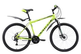 Горный велосипед Stark Respect 26.1 D, Green-Black