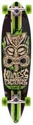 Лонгборд Mindless 2017 Tribal Rogue II Black/Green