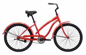 Велосипед Welt Queen Steel One 2017 matt dark red