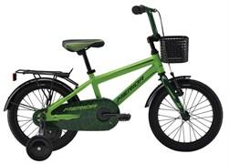 Детский велосипед Merida Spider J16, Green/dark green