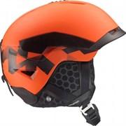 Шлем Salomon QUEST Orange/Black Matt