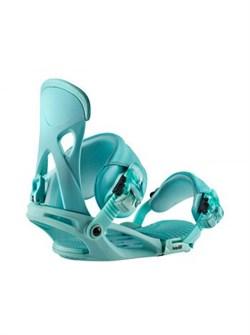 Женские крепления HEAD NX FAY I, Turquoise - фото 10317