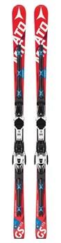 Спортивные горные лыжи для слалом гиганта Atomiс REDSTER RS DOUBLEDECK GS+X 20 WC, 188 - фото 10342