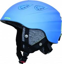 Шлем Alpina GRAP 2.0, blue-neon-yellow - фото 10792