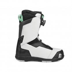 Ботинки для сноуборда NIDECKER Onyx Boa Coil Grey/Aqua - фото 11649
