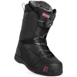 Ботинки для сноуборда NIDECKER Onyx Boa Coil Black - фото 12267
