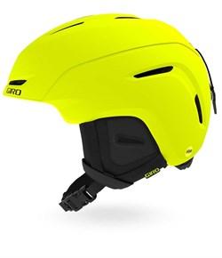 Шлем Giro NEO MATTE CITRON - фото 12448