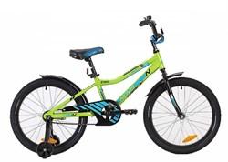 Велосипед NOVATRACK CRON 20 зеленый - фото 17499