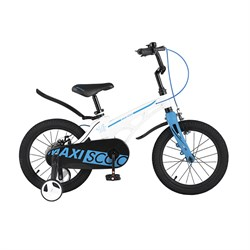 "Велосипед Maxiscoo Cosmic, Стандарт, 16"", белый жемчуг - фото 18415"