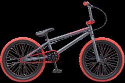 """Велосипед BMX Tech Team Mack 20"""" серый - фото 18856"""