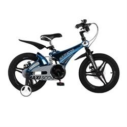 Велосипед MAXISCOO Galaxy, Делюкс плюс, 16, темно-синий перламутр - фото 19003