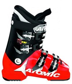 Юниорские ботинки ATOMICRJ 60SOLID RED/SOLI (распродано) - фото 3894