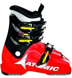 Юниорские ботинки ATOMICRJ 3SOLID RED/SOLI (распродано) - фото 3895