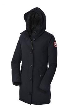 Женская куртка Canada Goose Camrose Parka Navy (распродано) - фото 3974