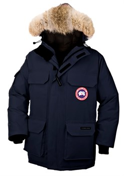 Мужская куртка Canada Goose Expedition, Navy - фото 3990