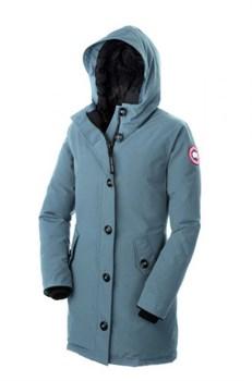 Женская куртка Canada Goose Camrose Parka, Ocean - фото 3998