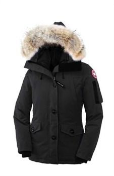 Женская куртка Canada Goose MONTEBELLO PARKA, Black (распродано) - фото 4004