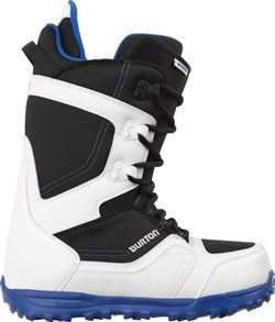 BURTON Invider white/black/blue (распродано) - фото 4163