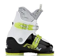Детские ботинки Fischer Soma Race Jr 20 black/white (распродано) - фото 4226