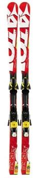 Юниорские спортивные лыжи Atomic REDSTER FIS GS JR SMT+J XTO12Race (распродано) - фото 4359