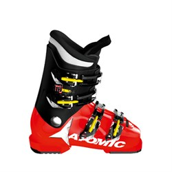 Юниорские ботинки ATOMICRJ 4 SOLID RED/SOL (распродано) - фото 4417