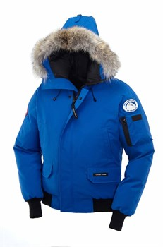 Юниорская куртка Canada Goose Youth  Chilliwack Bomber PBI , Royal PBI Blue - фото 4556