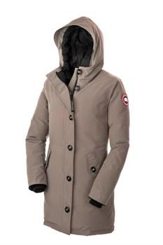 Женская куртка Canada Goose Camrose Parka, Tan - фото 4558