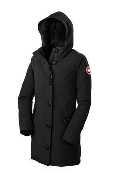 Женская куртка Canada Goose Camrose Parka, Black - фото 4560