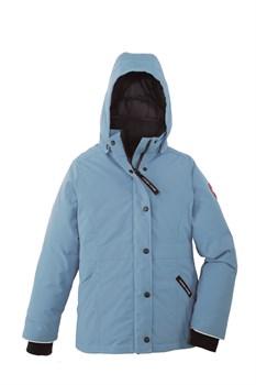 Юниорская куртка Canada Goose Girls Alexandra Parka, Ocean - фото 4577