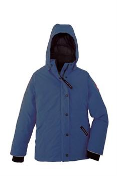 Юниорская куртка Canada Goose Girls Alexandra Parka, Spirit (распродано) - фото 4579