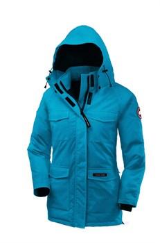 Женская куртка Canada Goose Constable, Blue topaz (распродано) - фото 4582